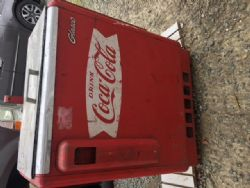 GLASCO Slider Coke Machine