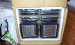 Speakers, indoor / outdoor true flat water resistant speaker