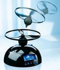UFO Alarm Clock